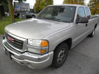 Used 2004 GMC Sierra 1500 Certified+FREE 6m Warranty for sale in Ajax, ON