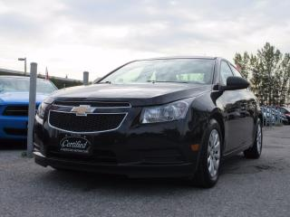 Used 2011 Chevrolet Cruze LS / ONE OWNER / LOCAL CAR for sale in Newmarket, ON