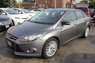 Used 2013 Ford Focus Titanium for sale in Brampton, ON