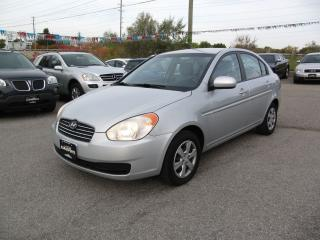 Used 2010 Hyundai Accent GL , AUTO , AIR for sale in Newmarket, ON