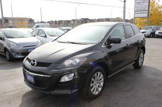 Used 2012 Mazda CX-7 GX LEATHER SUNROOF BLUETOOTH for sale in Brampton, ON