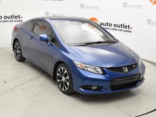 Used 2013 Honda Civic SI for sale in Red Deer, AB