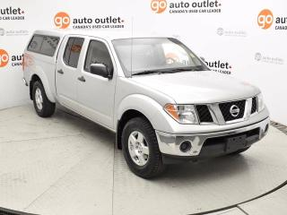 Used 2008 Nissan Frontier SE-V6 4x4 Crew Cab 139.9 in. WB for sale in Red Deer, AB
