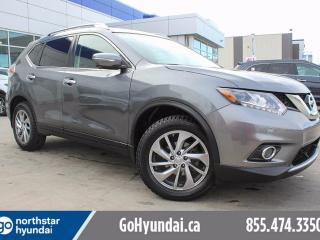 Used 2014 Nissan Rogue SL AWD/ONE OWNER/LEATHER/SUNROOF for sale in Edmonton, AB