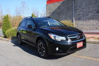 Used 2014 Subaru XV Crosstrek Limited for sale in Cornwall, ON