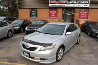 Used 2009 Toyota Camry SE for sale in Scarborough, ON