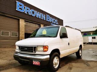 Used 2007 Ford E350 Commercial for sale in Surrey, BC