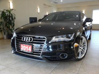 Used 2014 Audi A7 3.0T Technik S-Line PKG for sale in Toronto, ON