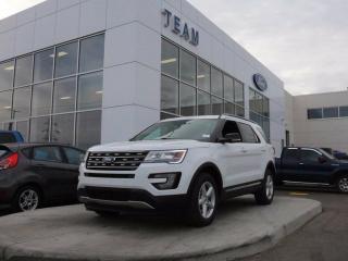 New 2017 Ford Explorer XLT for sale in Edmonton, AB