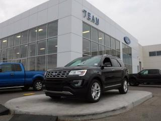 New 2017 Ford Explorer LIMITED for sale in Edmonton, AB