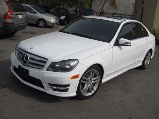 Used 2013 Mercedes-Benz C 300 C 300! 4 MATIC! NAV for sale in Scarborough, ON