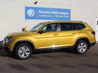 New 2018 Volkswagen ATLAS 3.6 FSI Trendline for sale in Edmonton, AB