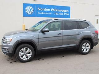 New 2018 Volkswagen ATLAS 3.6 FSI Comfortline for sale in Edmonton, AB