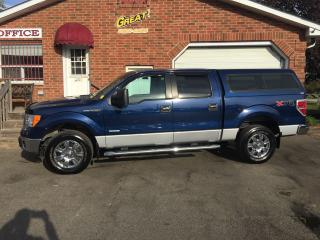 Used 2011 Ford F-150 XLT XTR 4X4 for sale in Bowmanville, ON