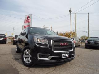 Used 2013 GMC Acadia AUTO SUNROOF BACKUP CAMERA 4 NEW BRAKES POWER GATE for sale in Oakville, ON