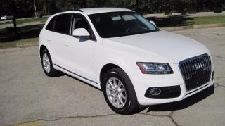 Used 2014 Audi Q5 2.0L Komfort for sale in North York, ON