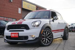 Used 2013 MINI Cooper Countryman John Cooper Works All4 for sale in North York, ON