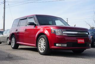 Used 2013 Ford Flex SEL,NAvi,Rear Cam,Leather for sale in North York, ON