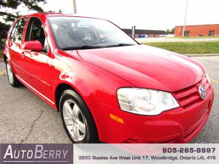 Used 2008 Volkswagen City Golf 2.0L - 5 SPEED MANUAL for sale in Woodbridge, ON