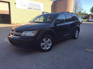 Used 2014 Dodge Journey SE PLUS  - BLUETOOTH - ALLOYS for sale in Aurora, ON
