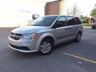 Used 2012 Dodge Grand Caravan SE - REAR STOW N'GO - 75K! for sale in Aurora, ON