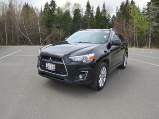 Used 2015 Mitsubishi RVR GT for sale in Fredericton, NB