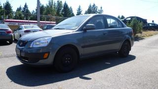 Used 2008 Kia Rio EX for sale in Parksville, BC