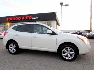 Used 2009 Nissan Rogue SL AWD Leather Sunroof Certified 2YR Warranty for sale in Milton, ON