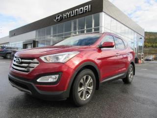 Used 2014 Hyundai Santa Fe Premium for sale in Corner Brook, NL