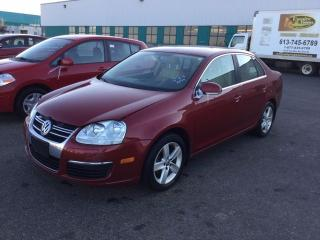Used 2008 Volkswagen Jetta Highline leather,SUNROOF for sale in Scarborough, ON