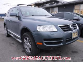 Used 2004 Volkswagen TOUAREG  4D UTILITY V6 for sale in Calgary, AB