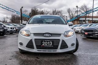 Used 2013 Ford Focus SE for sale in Brampton, ON