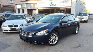 Used 2011 Nissan Maxima 3.5 SV for sale in Etobicoke, ON