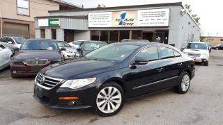 Used 2010 Volkswagen Passat CC Sportline for sale in Etobicoke, ON