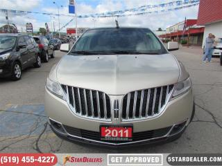 Used 2011 Lincoln MKX for sale in London, ON