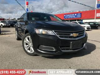 Used 2017 Chevrolet Impala 1LT | ONE OWNER | BLUETOOTH for sale in London, ON