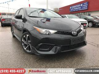 Used 2016 Scion iM CVT | ONE OWNER | CAM | BLUETOOTH for sale in London, ON