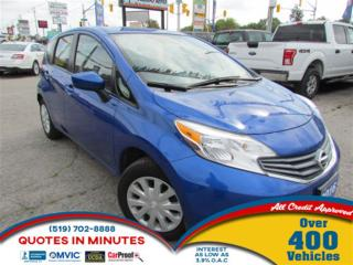 Used 2016 Nissan Versa Note SV for sale in London, ON