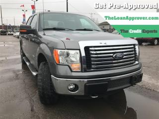 Used 2012 Ford F-150 XLT | ECOBOOST | 4X4 | SAT RADIO for sale in London, ON