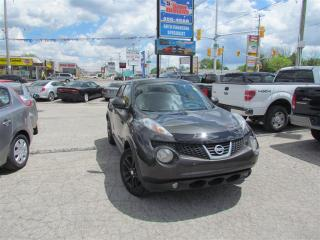 Used 2011 Nissan Juke SL   AWD   ROOF   HEATED SEATS for sale in London, ON