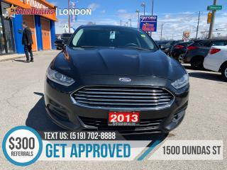 Used 2013 Ford Fusion for sale in London, ON