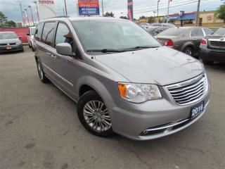 Used 2016 Chrysler Town & Country Touring-L for sale in London, ON