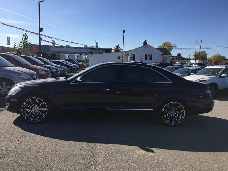 Used 2007 mercedes benz s class s550 4matic awd for 2007 mercedes benz s550 4matic