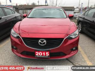 Used 2015 Mazda MAZDA6 for sale in London, ON