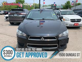 Used 2014 Mitsubishi Lancer for sale in London, ON