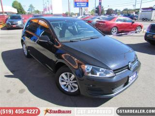 Used 2016 Volkswagen Golf TSI SE | CAM | BLUETOOTH | HEATED SEATS for sale in London, ON
