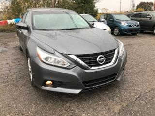 Used 2016 Nissan Altima 2.5 | CAM | ONE OWNER | POWER SEATS for sale in London, ON
