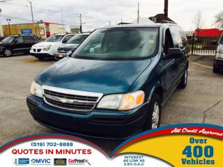 Used 2004 Chevrolet Venture * FRESH TRADE IN  * for sale in London, ON