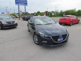 Used 2015 Mazda MAZDA3 Sport | LOW KMS | AS GOOD AS NEW for sale in London, ON