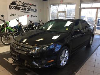Used 2012 Ford Fusion SPORT for sale in Coquitlam, BC